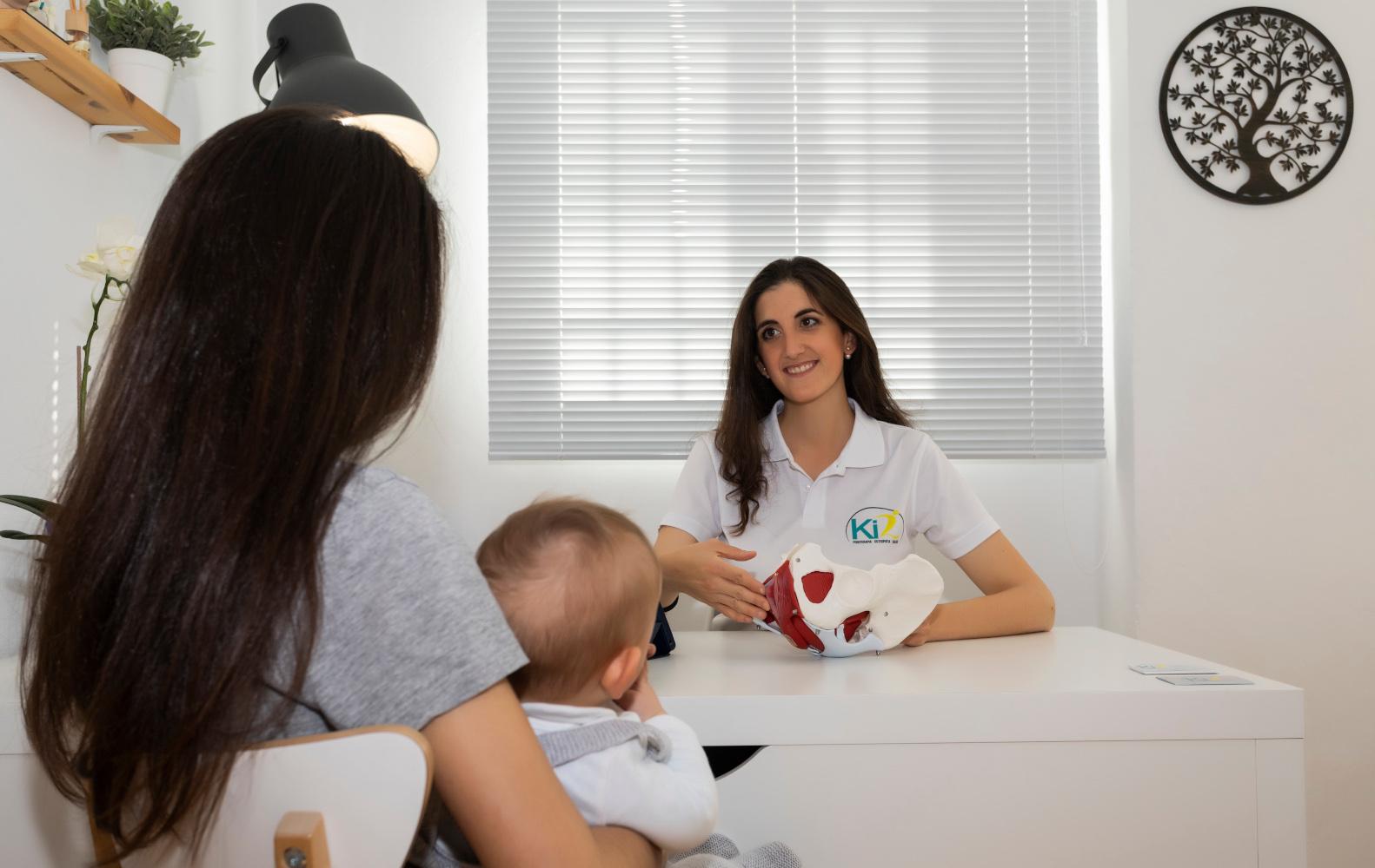 embarazo y postparto en Huelva