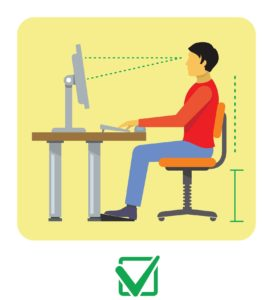 postura correcta frente al ordenador 2